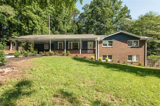 3451 S Creekview Drive, Lawrenceville, GA 30044 (MLS #6028483) :: The Russell Group