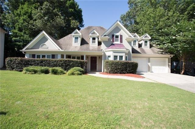 2409 Doubletree Drive NW, Acworth, GA 30102 (MLS #6031723) :: RE/MAX Paramount Properties