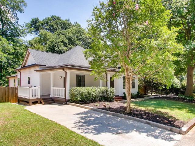 45 NE Whitefoord Avenue NE, Atlanta, GA 30307 (MLS #6033456) :: The Zac Team @ RE/MAX Metro Atlanta