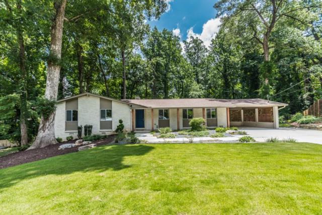 2820 Overlook Drive NE, Atlanta, GA 30345 (MLS #6040325) :: Iconic Living Real Estate Professionals