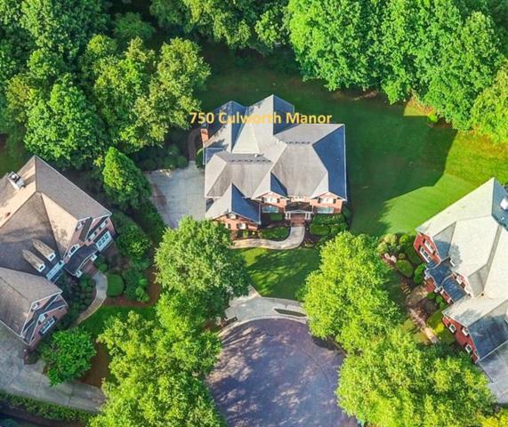750 Culworth Manor, Alpharetta, GA 30022 (MLS #6044172) :: North Atlanta Home Team