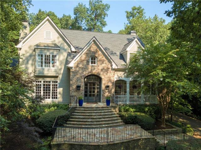 4412 Club Drive NE, Atlanta, GA 30319 (MLS #6047769) :: North Atlanta Home Team