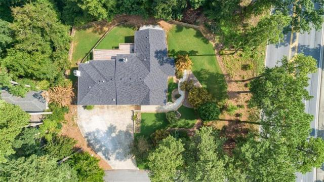 2531 Clairmont Road NE, Atlanta, GA 30329 (MLS #6051512) :: The Cowan Connection Team