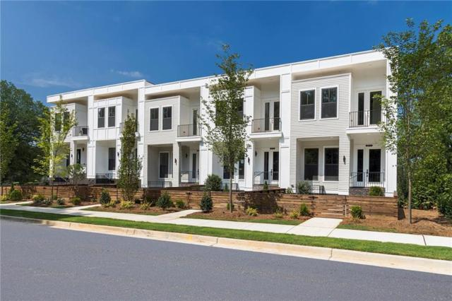 2713 Aurora Street Lot 25, Decatur, GA 30033 (MLS #6053204) :: North Atlanta Home Team