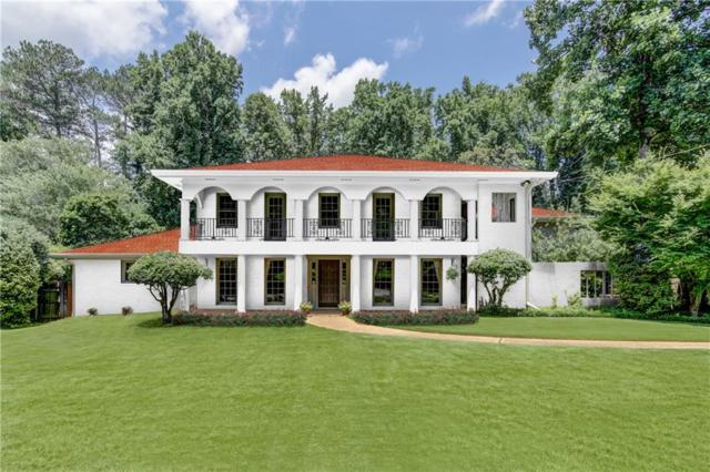 6270 Riverwood Drive, Atlanta, GA 30328 (MLS #6054831) :: The Cowan Connection Team