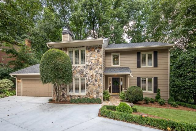 1612 Withmere Way, Dunwoody, GA 30338 (MLS #6057501) :: The Hinsons - Mike Hinson & Harriet Hinson