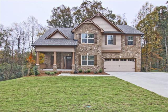 1395 Ronald Reagan Lane, Jefferson, GA 30549 (MLS #6060215) :: RE/MAX Paramount Properties