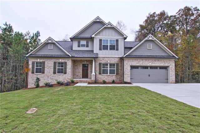 1361 Ronald Reagan Lane, Jeffersonville, GA 30549 (MLS #6060217) :: RE/MAX Paramount Properties