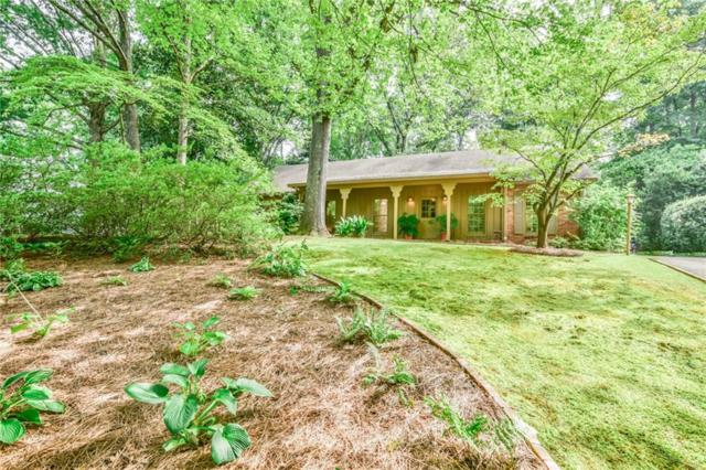3444 Sunderland Circle NE, Brookhaven, GA 30319 (MLS #6061532) :: The Zac Team @ RE/MAX Metro Atlanta