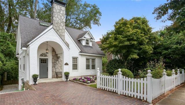 1124 Virginia Avenue NE, Atlanta, GA 30306 (MLS #6071772) :: Iconic Living Real Estate Professionals