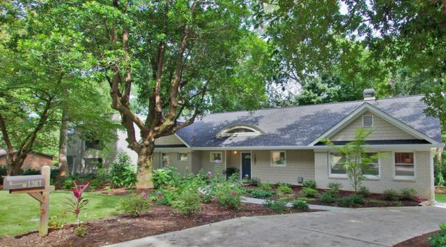 1367 Pasadena Avenue NE, Atlanta, GA 30306 (MLS #6071926) :: Iconic Living Real Estate Professionals