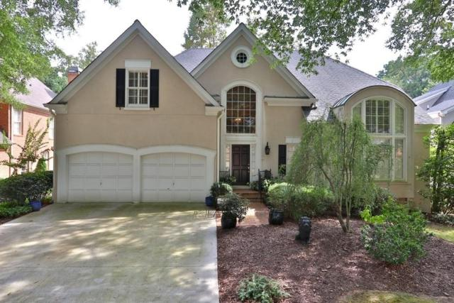 215 Woodchase Close NE, Sandy Springs, GA 30319 (MLS #6072570) :: The Hinsons - Mike Hinson & Harriet Hinson