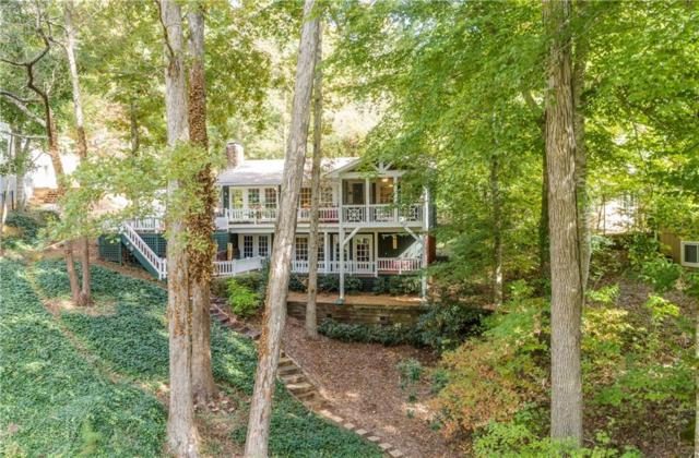 9000 Hawks Cove Road, Gainesville, GA 30506 (MLS #6073209) :: RE/MAX Paramount Properties