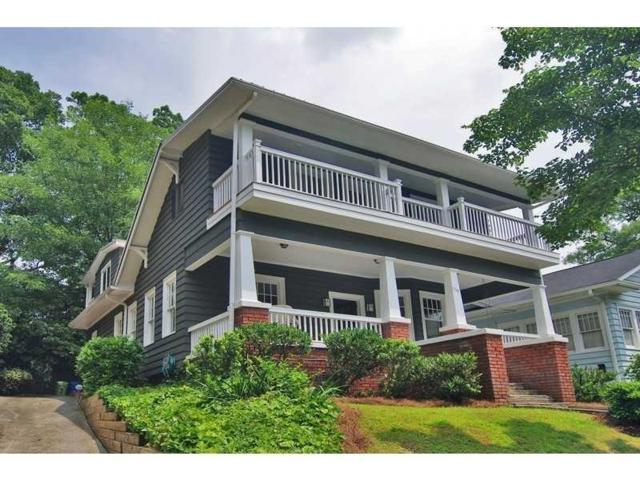 969 Todd Road NE, Atlanta, GA 30306 (MLS #6078733) :: The Cowan Connection Team