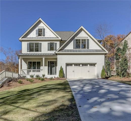 4088 Oak Forest Drive NE, Atlanta, GA 30319 (MLS #6078959) :: North Atlanta Home Team