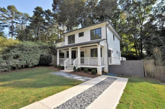 1199 Argonne Way NE, Atlanta, GA 30324 (MLS #6083050) :: Rock River Realty