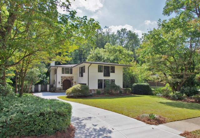 973 Wildwood Road NE, Atlanta, GA 30306 (MLS #6083089) :: North Atlanta Home Team