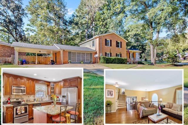 1898 Rollingwood Drive SE, Atlanta, GA 30316 (MLS #6084280) :: Iconic Living Real Estate Professionals