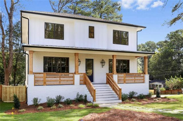 2531 Thompson Road Ne, Brookhaven, GA 30319 (MLS #6085510) :: The Hinsons - Mike Hinson & Harriet Hinson