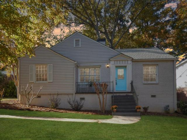 348 Mimosa Drive, Decatur, GA 30030 (MLS #6086856) :: RE/MAX Paramount Properties