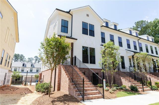 211 Phillips Lane #45, Alpharetta, GA 30009 (MLS #6088035) :: The Heyl Group at Keller Williams