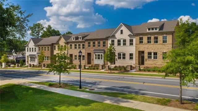 5297 Saxondale Lane #14, Dunwoody, GA 30338 (MLS #6090001) :: North Atlanta Home Team