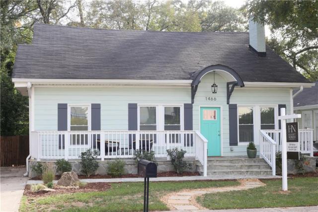 1466 Stokes Avenue SW, Atlanta, GA 30310 (MLS #6092882) :: RE/MAX Paramount Properties