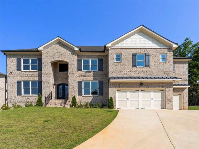 1877 Wood Acres Lane, Marietta, GA 30062 (MLS #6093426) :: North Atlanta Home Team