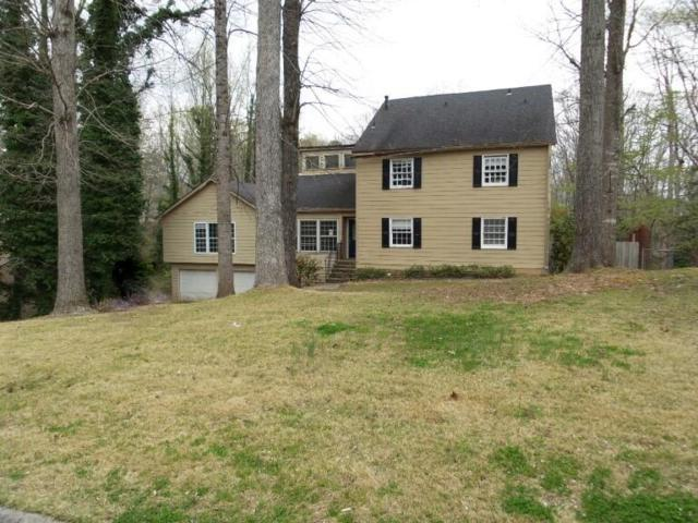 2308 Fox Hound Parkway, Marietta, GA 30062 (MLS #6093439) :: Iconic Living Real Estate Professionals
