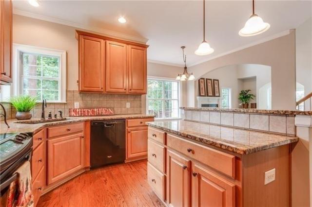 3515 Rolling Creek Drive, Buford, GA 30519 (MLS #6095197) :: The Russell Group