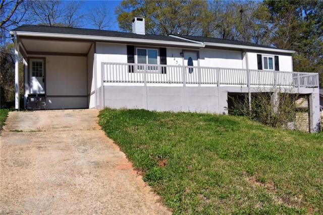 1450 Richard Road, Decatur, GA 30032 (MLS #6095624) :: The Hinsons - Mike Hinson & Harriet Hinson
