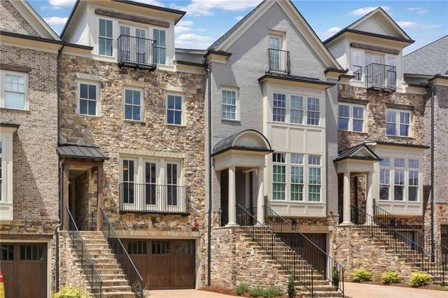 713 Abbington River Lane, Atlanta, GA 30339 (MLS #6095655) :: North Atlanta Home Team