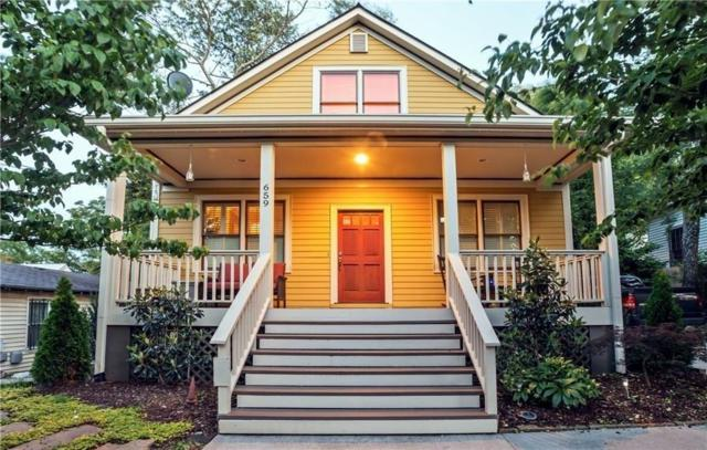 659 Wylie Street SE, Atlanta, GA 30316 (MLS #6097187) :: The Zac Team @ RE/MAX Metro Atlanta