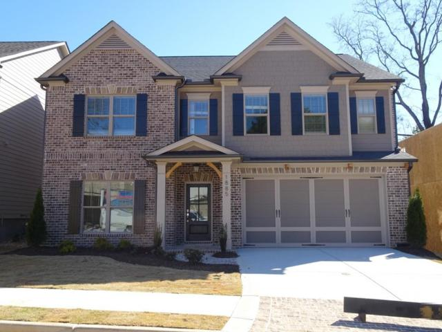 1885 Weston Lane, Tucker, GA 30084 (MLS #6097458) :: The Zac Team @ RE/MAX Metro Atlanta