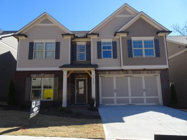 1887 Weston Lane, Tucker, GA 30084 (MLS #6097474) :: The Zac Team @ RE/MAX Metro Atlanta