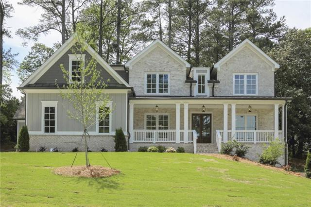 2282 Oakawana Drive NE, Atlanta, GA 30345 (MLS #6099243) :: The Zac Team @ RE/MAX Metro Atlanta