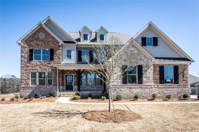847 Rolling Hill, Kennesaw, GA 30152 (MLS #6100466) :: Todd Lemoine Team