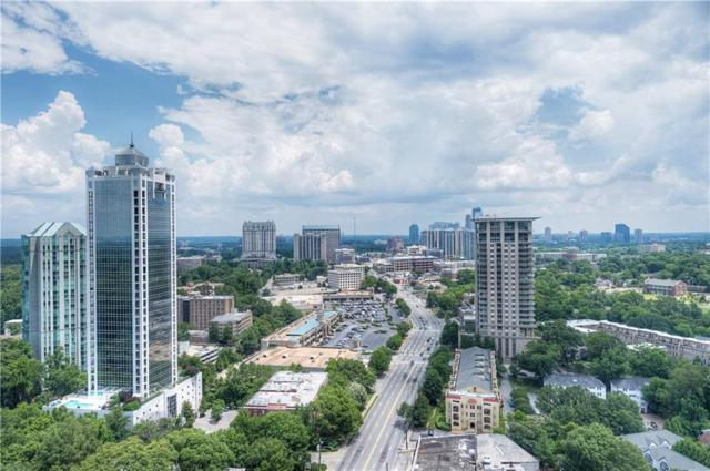2795 Peachtree Road NE #1801, Atlanta, GA 30305 (MLS #6102495) :: The Cowan Connection Team