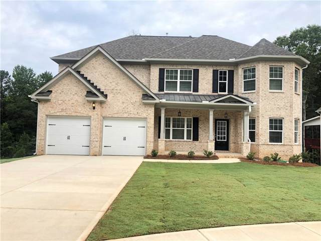 2810 Village Court NE, Conyers, GA 30013 (MLS #6107909) :: North Atlanta Home Team