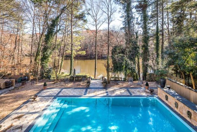 8400 High Tarn, Sandy Springs, GA 30350 (MLS #6109907) :: Iconic Living Real Estate Professionals