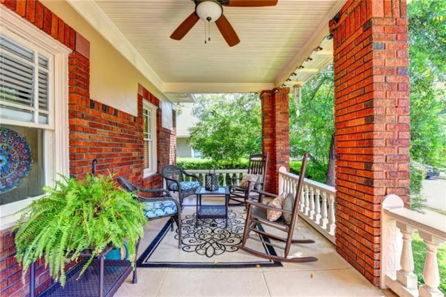 920 Virginia Circle NE, Atlanta, GA 30306 (MLS #6112026) :: The Cowan Connection Team