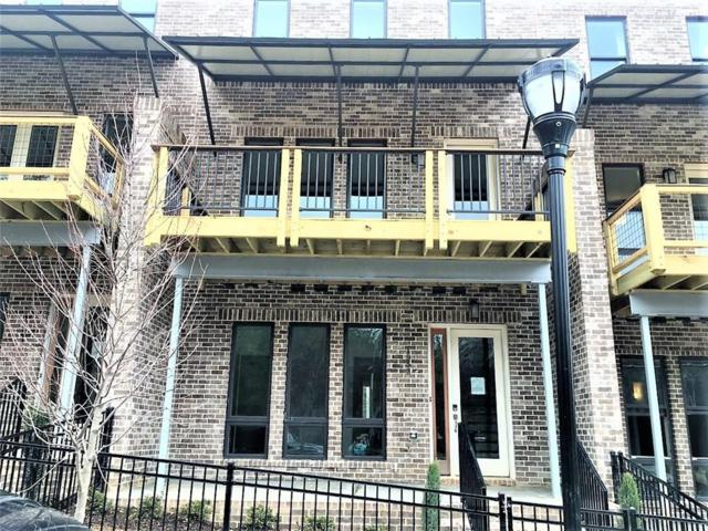 1953 Myrtle Walk #372, Atlanta, GA 30318 (MLS #6113351) :: Team Schultz Properties