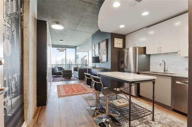 860 Peachtree Street NE #2513, Atlanta, GA 30308 (MLS #6121025) :: RE/MAX Paramount Properties