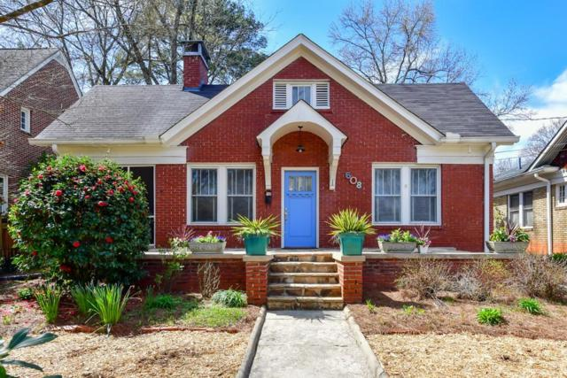 608 Hardendorf Avenue NE, Atlanta, GA 30307 (MLS #6503117) :: Todd Lemoine Team