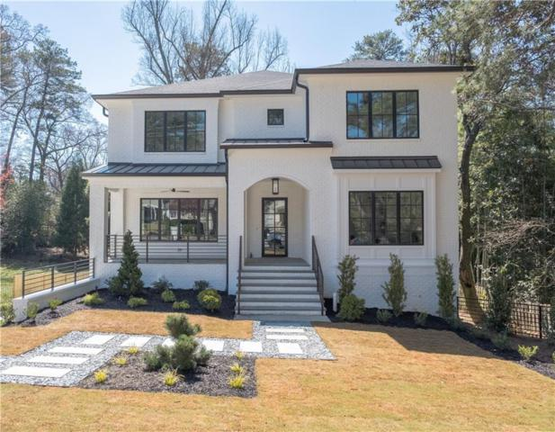 159 E Wesley Road NE, Atlanta, GA 30305 (MLS #6511758) :: The Zac Team @ RE/MAX Metro Atlanta
