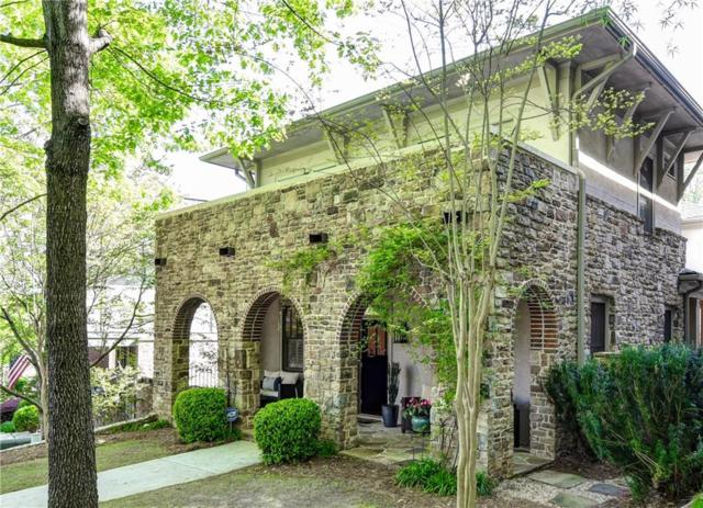 321 Sutherland Place NE, Atlanta, GA 30307 (MLS #6513347) :: KELLY+CO