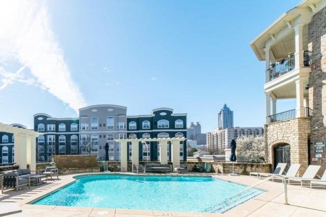 625 Piedmont Avenue NE #1029, Atlanta, GA 30308 (MLS #6514130) :: North Atlanta Home Team