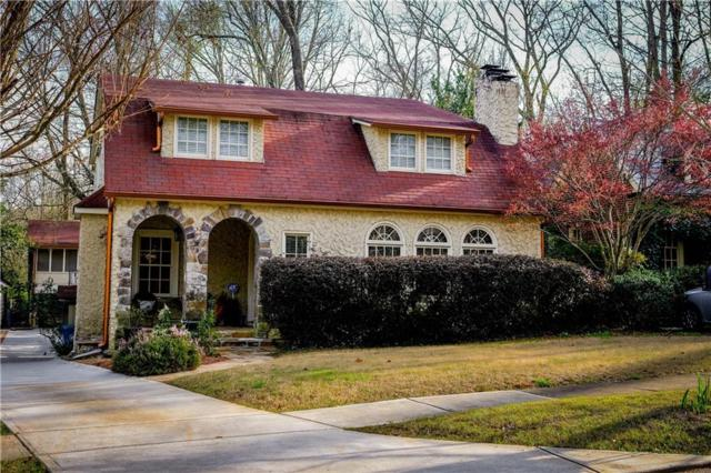 1195 Cameron Court NE, Atlanta, GA 30306 (MLS #6518097) :: The Zac Team @ RE/MAX Metro Atlanta