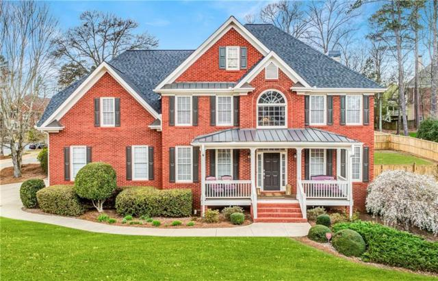 2018 Cockrell Pointe NW, Kennesaw, GA 30152 (MLS #6519224) :: The Cowan Connection Team