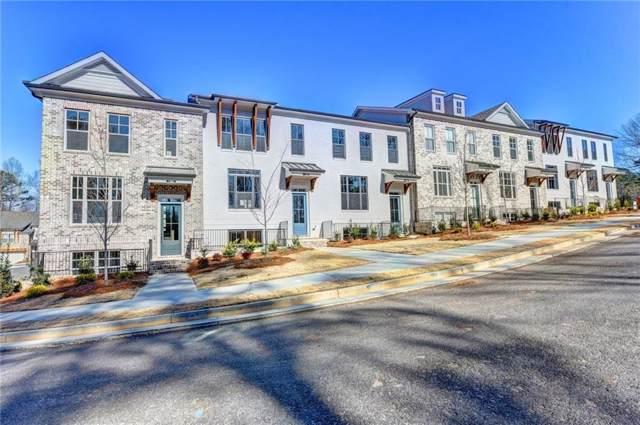 5289 Cresslyn Ridge #31, Johns Creek, GA 30005 (MLS #6522509) :: North Atlanta Home Team